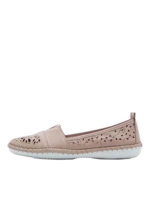 Туфлі кольору пудри   5395337
