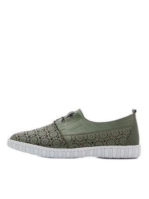 Туфлі зелені   5395340
