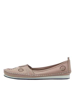 Туфлі кольору пудри   5395342
