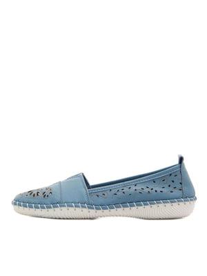 Туфлі сині   5395349