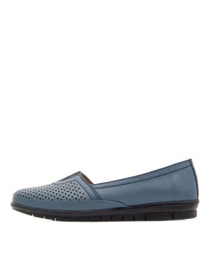 Туфли синие | 5395350