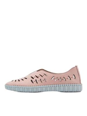 Туфлі кольору пудри   5395352