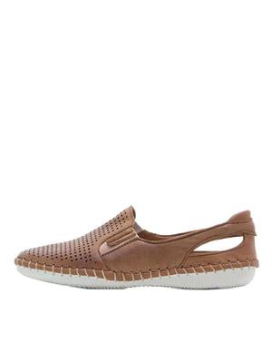Туфлі коричневі   5395358