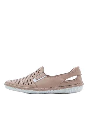 Туфлі кольору пудри   5395360