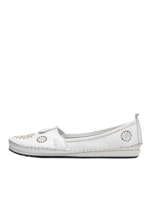 Туфлі білі | 5395362