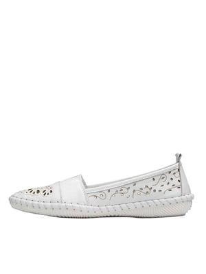Туфлі білі | 5395364