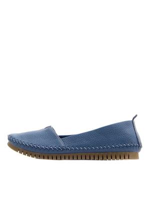 Туфлі сині | 5395368