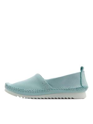 Туфлі блакитні | 5395371