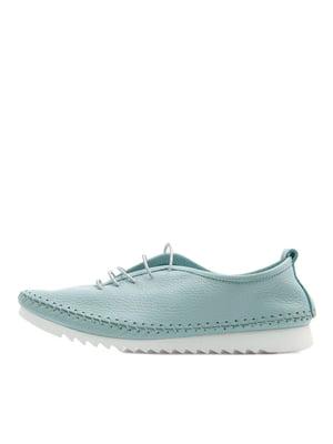 Туфлі блакитні | 5395374
