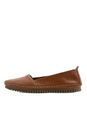 Туфлі коричневі | 5395376