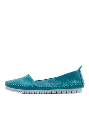 Туфлі блакитні | 5395378