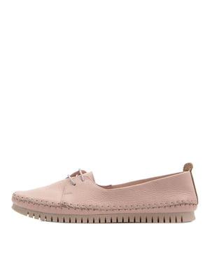 Туфлі кольору пудри | 5395379