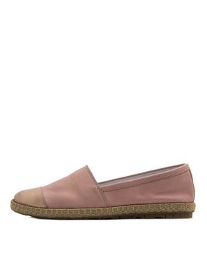 Туфлі кольору пудри | 5395381