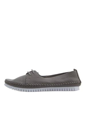 Туфлі сірі | 5395383