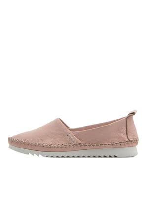 Туфлі кольору пудри | 5395384