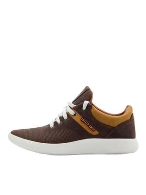 Кросівки коричневі | 5395389