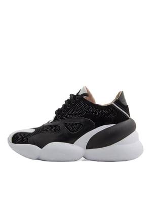 Кросівки чорні | 5395401