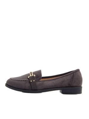 Туфли серые | 5395410