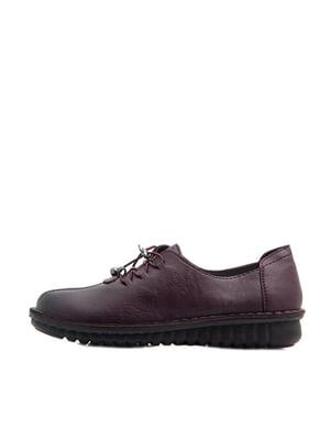 Туфли бордовые | 5395417