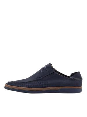 Туфли синие | 5395564