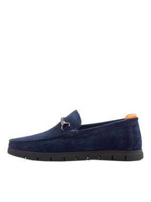 Туфлі сині | 5395574