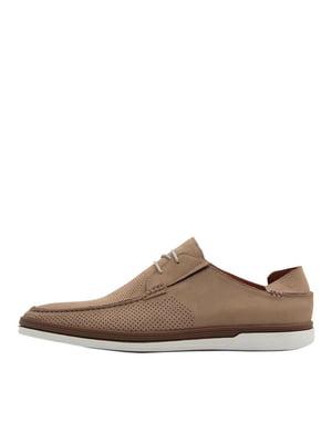 Туфли бежевые | 5395580
