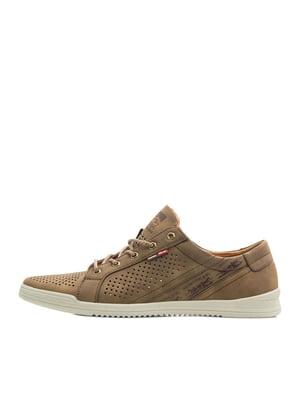 Туфли коричневые | 5395613