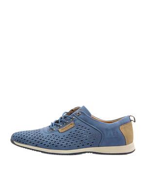 Туфли голубые | 5395614