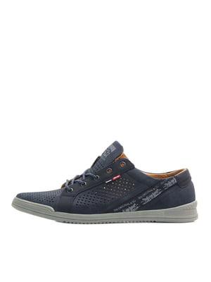 Туфлі сині | 5395622
