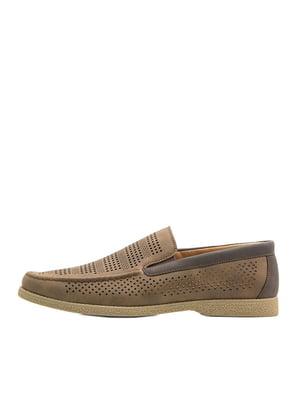 Туфли коричневые | 5395624