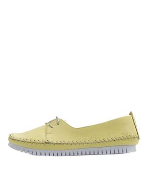 Туфлі жовті | 5395625