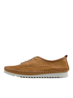 Туфлі коричневі | 5395626