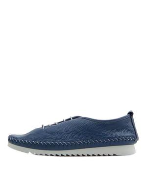 Туфлі сині | 5395627