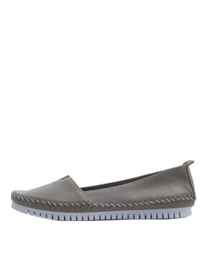 Туфлі сірі | 5395629