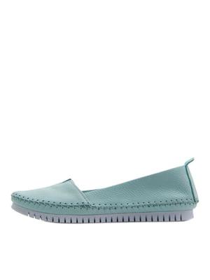 Туфлі блакитні   5395630