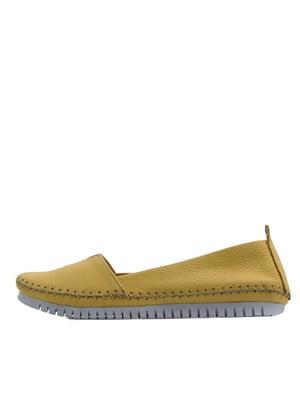 Туфлі жовті | 5395631