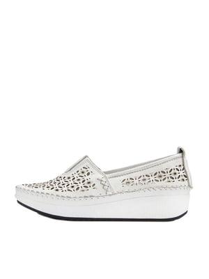 Туфлі білі | 5395644