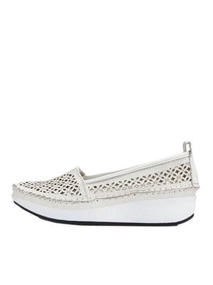 Туфлі білі | 5395645