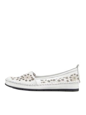 Туфлі білі | 5395647