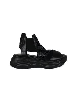 Босоніжки чорні | 5395677