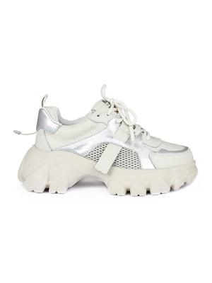 Кросівки бежеві | 5395678