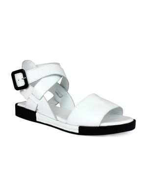 Сандалі білі | 5395682