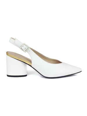Туфли белые | 5395685