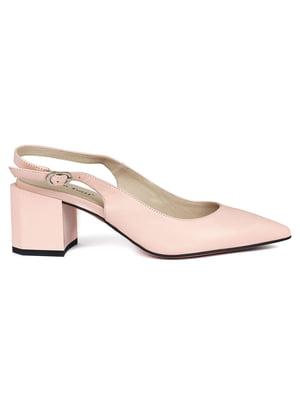 Туфли розовые | 5395699