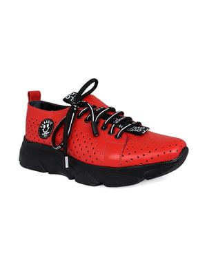 Кросівки червоні | 5368503