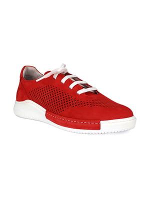 Кеди червоні | 5395970