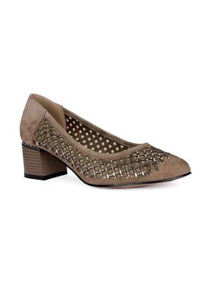 Туфли бежевые | 5396029