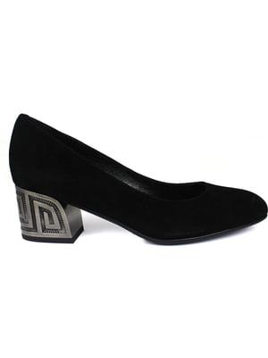 Туфли черные   5396044