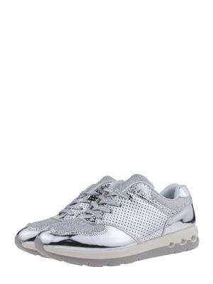 Кросівки сріблясті | 3009173