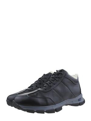 Ботинки черные | 5259011